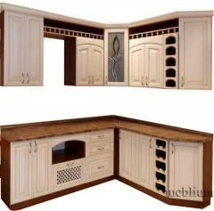 Кухня meblium 60-72. Фасад мдф крашенный - от 5500 за 1 м.п. Кухня meblium 60-72. Фасад мдф крашенный - от 5500 за 1 м.п.