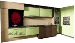 кухня meblium 88-72. Фасад шпон - от 18000 грн. за 1 м.п.