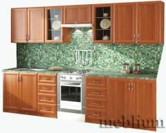 Кухня meblium 55-72. Фасад мдф пленка с рамкой - от 4300 за 1 м.п. Кухня meblium 55-72. Фасад мдф пленка с рамкой - от 4300 за 1 м.п.
