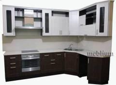 кухня meblium 82-72. Фасад пластик  - от 5500 грн. за 1 м.п. кухня meblium 82-72. Фасад пластик  - от 5500 грн. за 1 м.п.