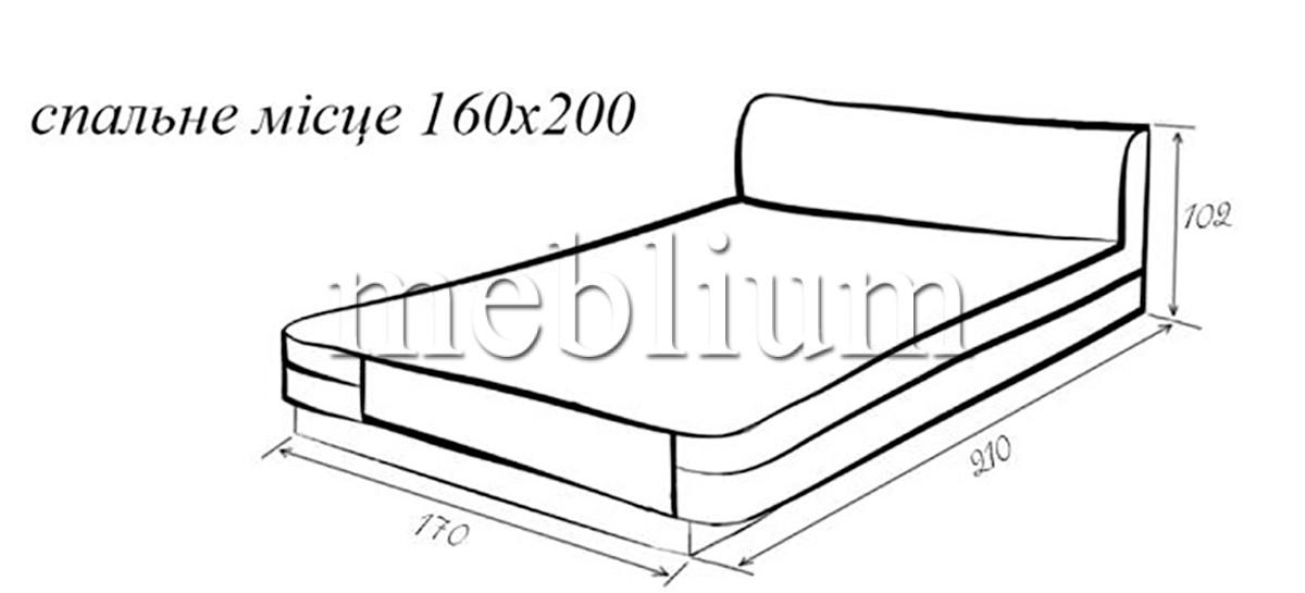 Ліжко Мілея-71