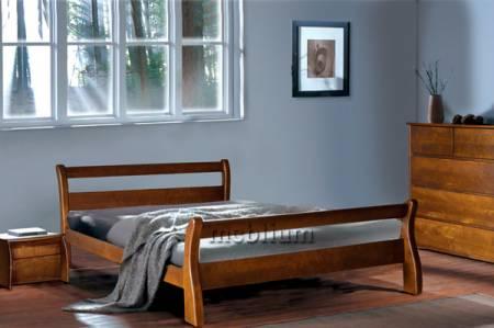 Ліжко Монреаль-60 1,6*2 горіх