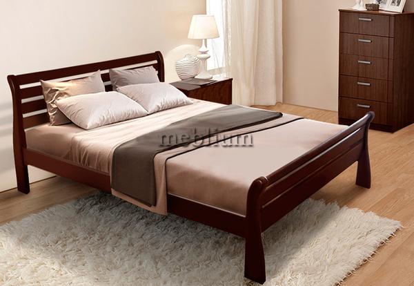 Ліжко Ретро 1,6-60