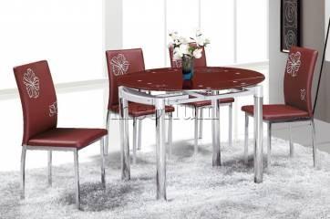 Стол обеденный раскладной Сандра М-60