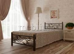 Кровать Соната-79 090*190 Ваниль