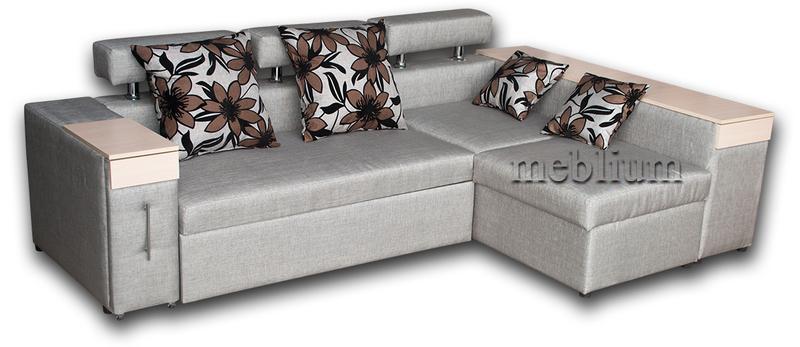 Кутовий диван Чікаго New-10 ТАКОЖ ЦЮ МОДЕЛЬ ЗАМОВЛЯЛИ В ТКАНИНI: основа - амазон 33В, подушки - амазон 33А.