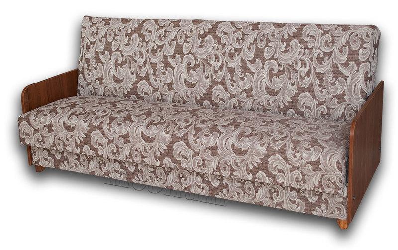 Диван Гудзон -12 ТАКЖЕ ЭТУ МОДЕЛЬ ЗАКАЗЫВАЛИ В ТКАНИ : весь диван - Салют браун