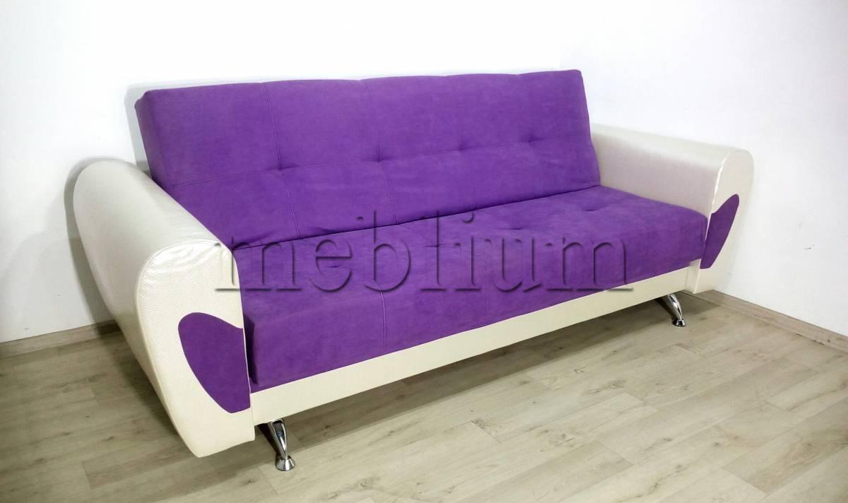 Диван Гламур -15 Ткань: Violet