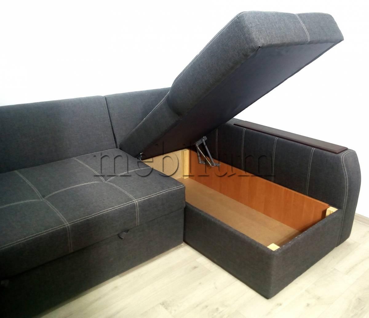 Угловой диван Лорд с открытым боком -3 Lux12_Kor Ниша для белья