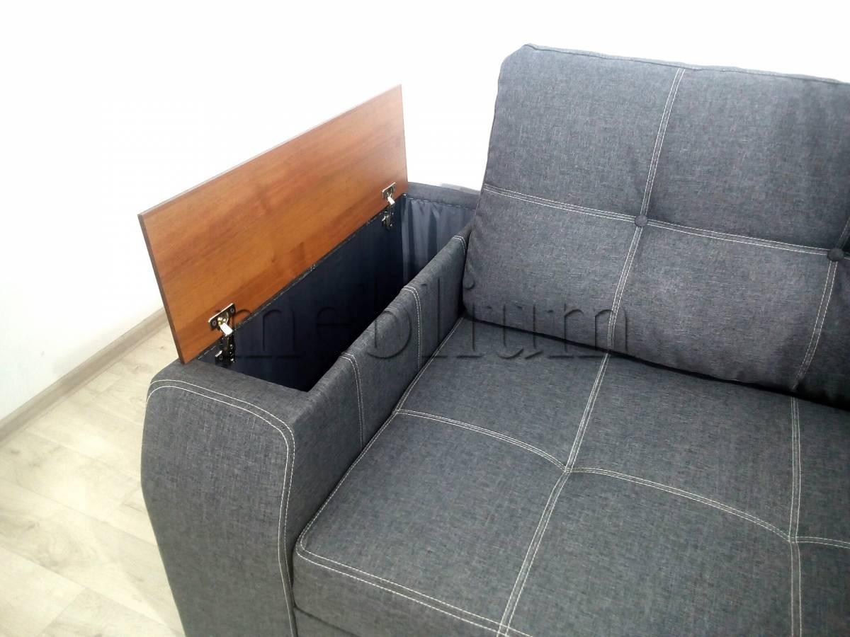 Угловой диван Лорд с открытым боком -3 Lux12_Kor Боковая ниша