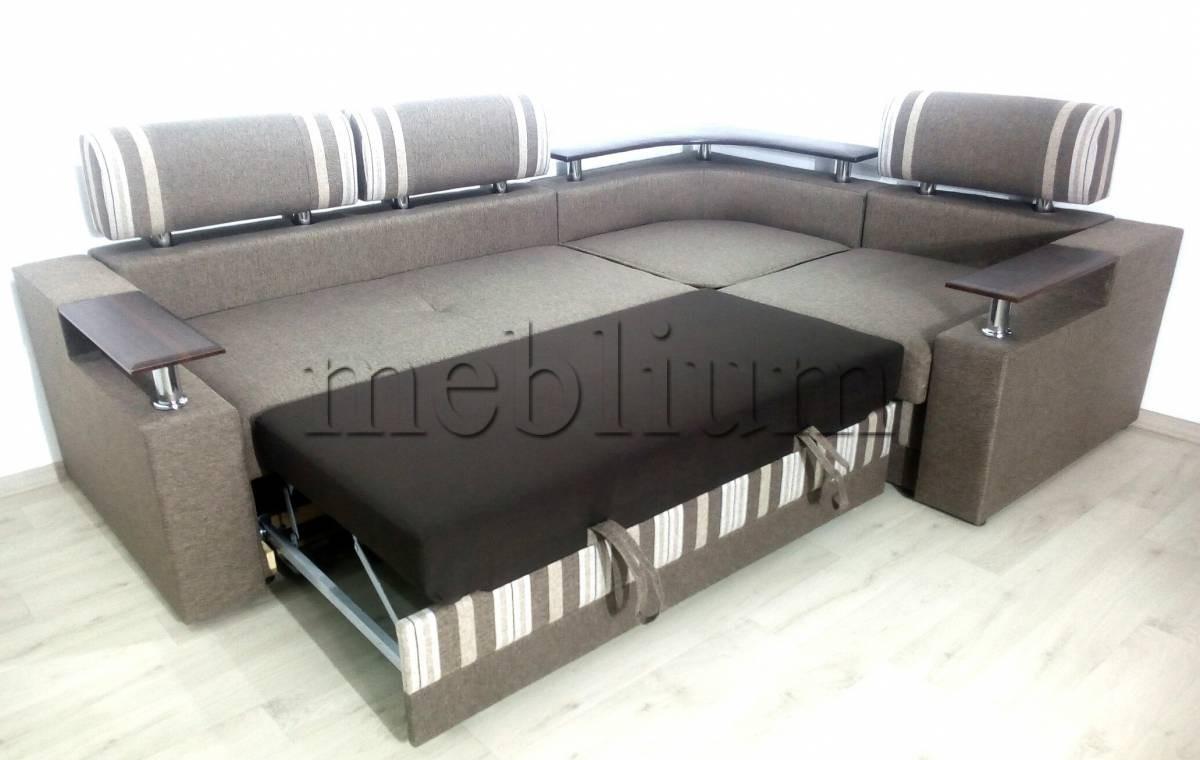 Угловой диван Люкс универсал -3 Спальное место