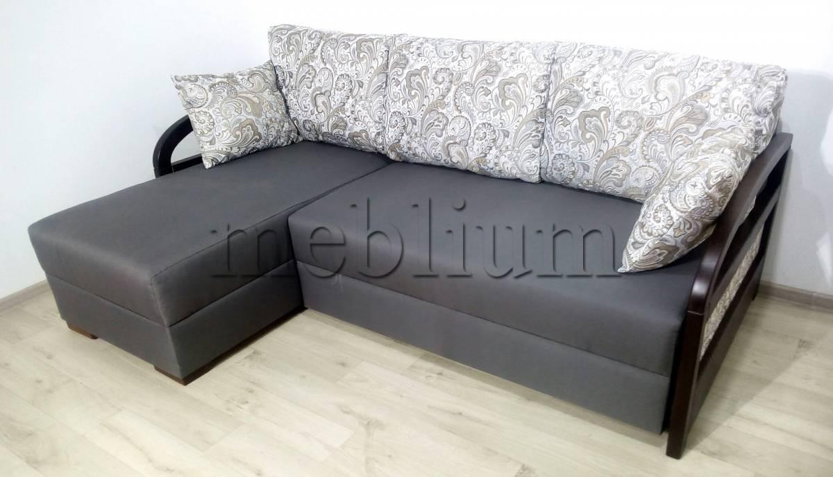 Угловой диван Аспект универсал -12 Ткань: Royal_Pebble_Haiti_14