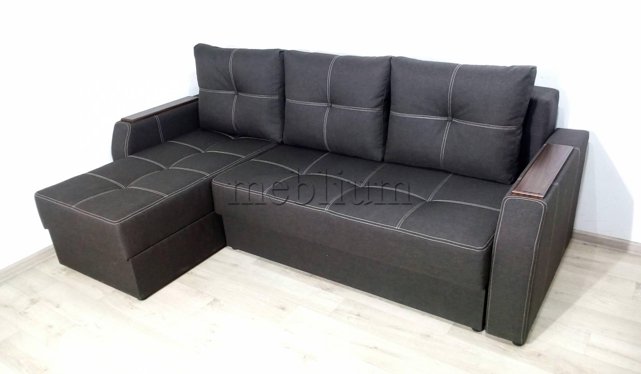 Угловой диван Брависсимо универсал -3 Ткань: Cofe