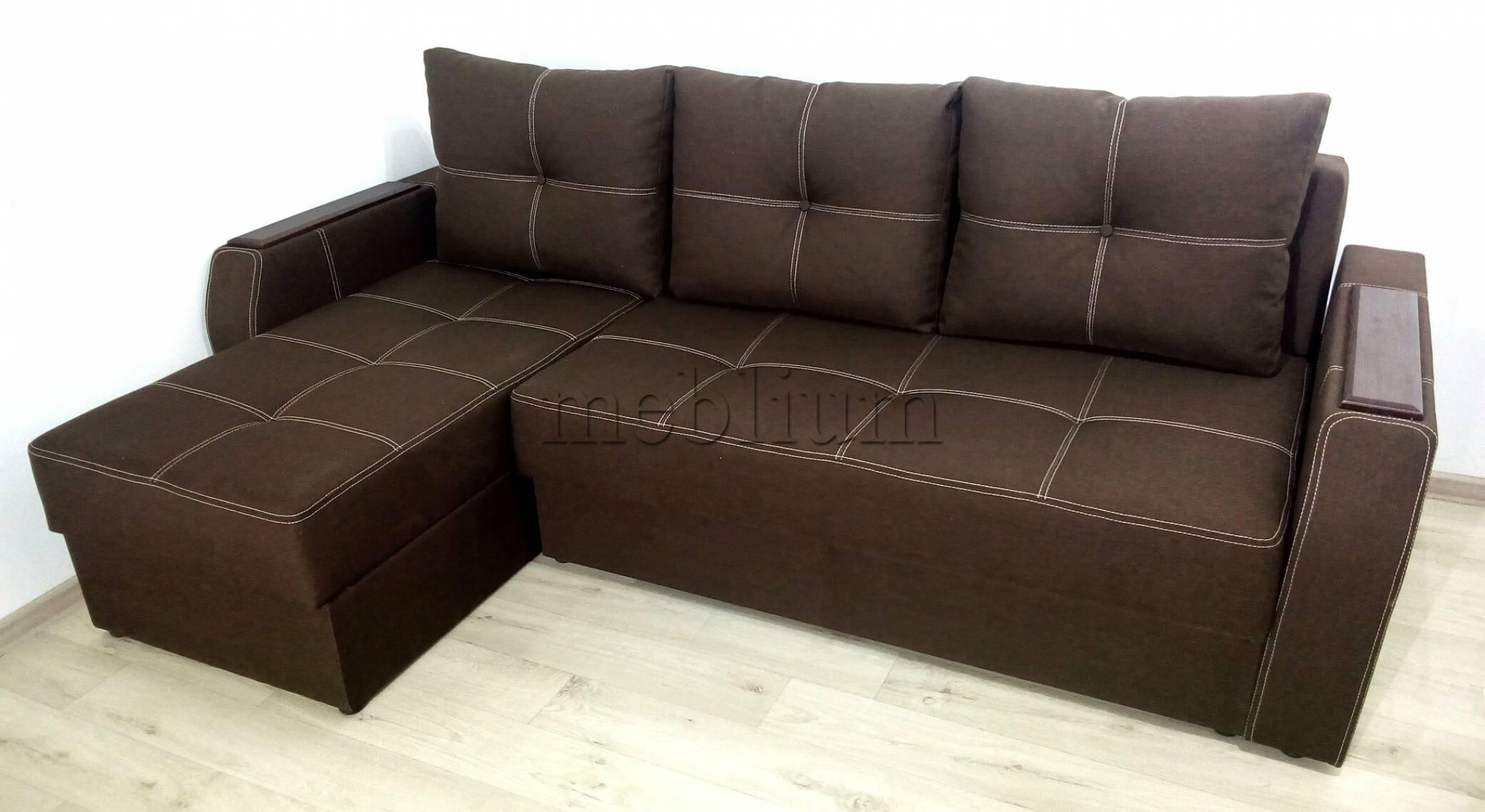 Угловой диван Брависсимо универсал -3 Ткань: Lux_12_Kor