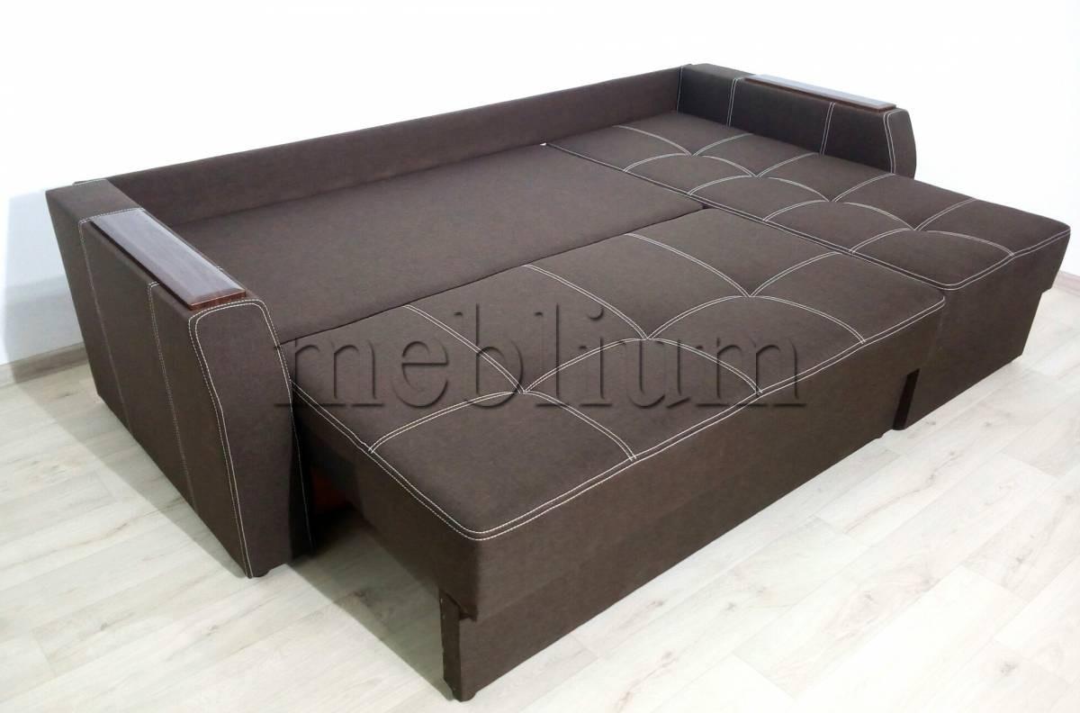 Угловой диван Браво универсал -3 Спальное место