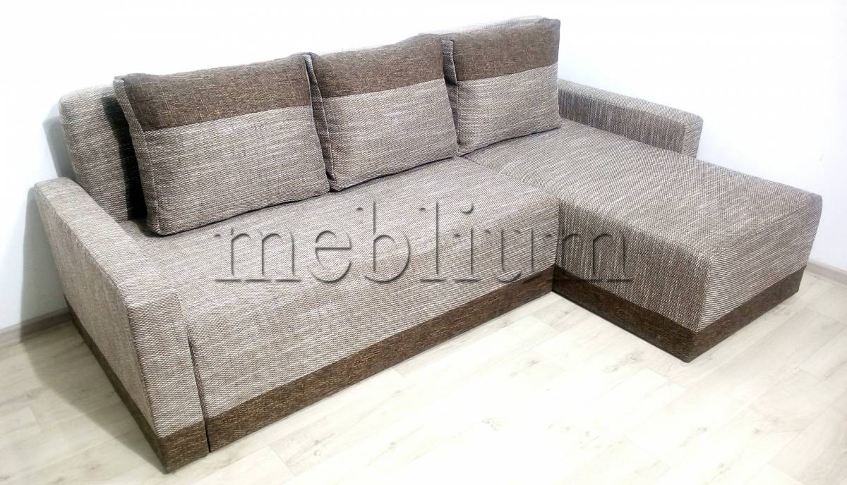 Угловой диван Эко универсал -64 Ткань: Berlin