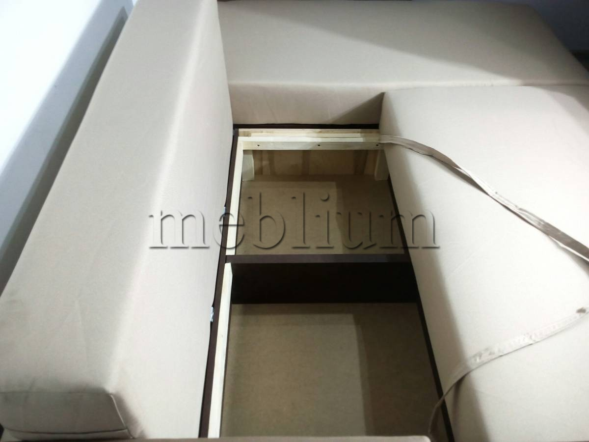 Угловой диван Кардинал -90 Ниша для белья