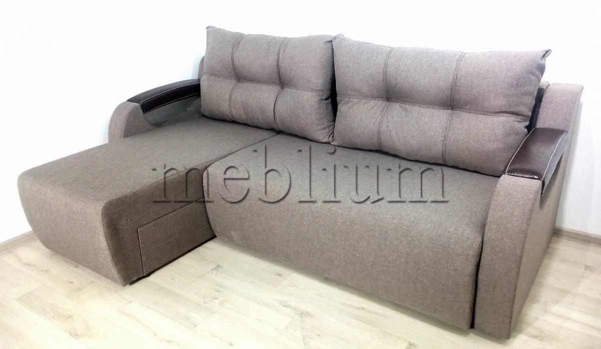 Угловой диван Релакс универсал -3 Ткань: Lux1