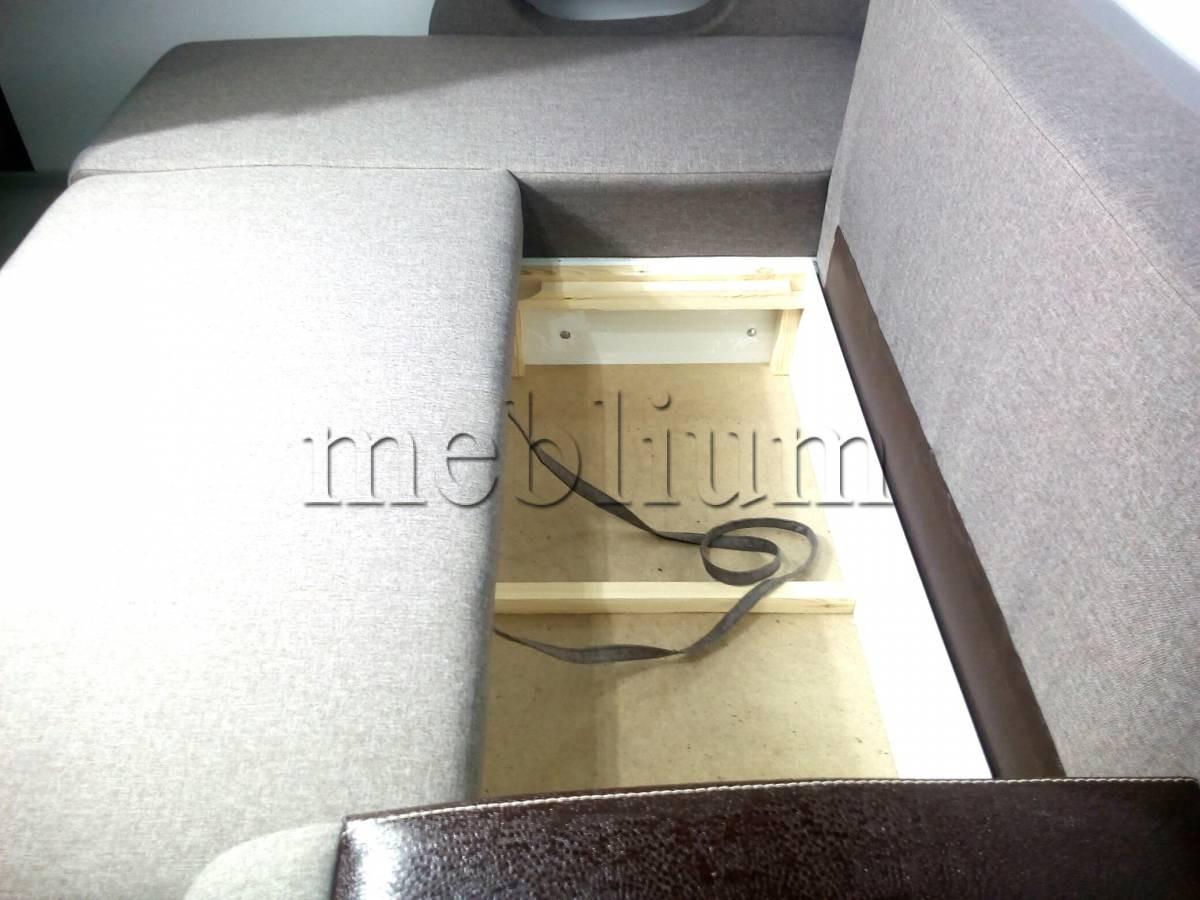 Угловой диван Релакс универсал -3 Ниша для белья 2