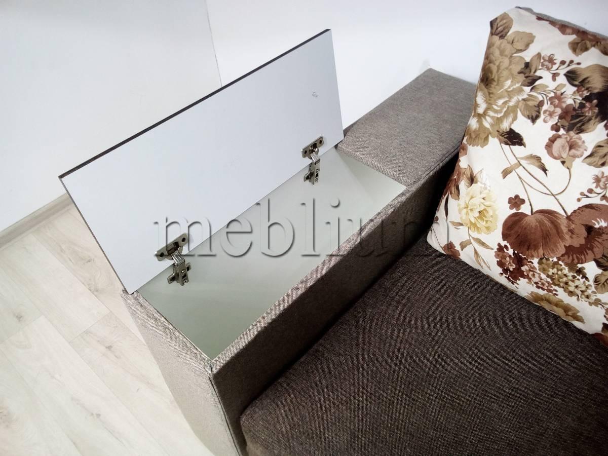Угловой диван Византия универсал -3 Подлокотник-ниша