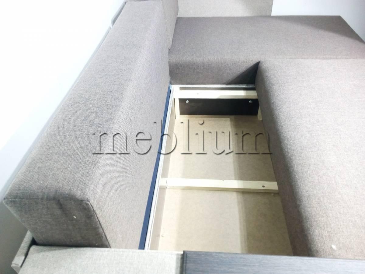 Угловой диван Византия универсал -3 Ниша для белья 2