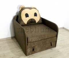 Диван дитячий Ведмедик-3 Тканина:  Ibica