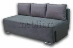 Диван Омега 100-7 Комет розовый + Комет серыйДиван Meblium 40-42 ТС662 + Спринг 06