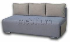 Диван Омега 100-7 Комет розовый + Комет серыйДиван Meblium 40-42 Спринг 06 + ТС662