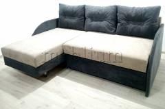 Кутовий диван Майа 1.60 (нов)-42 ТАКОЖ ЦЮ МОДЕЛЬ ЗАМОВЛЯЛИ В ТКАНИНI: основа - ТС 662, координат - ТС 661