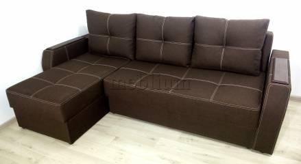 Угловой диван Браво универсал -3 Ткань: Lux_12_Kor