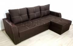 Кутовий диван Браво універсал -3 Тканина: Lux_12_Kor