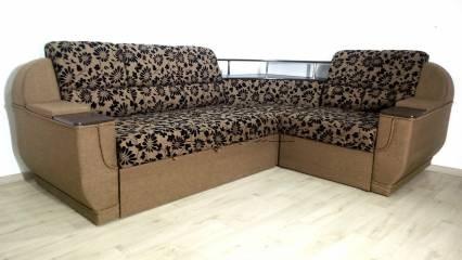 Угловой диван Эксо универсал -64 Fani04_Zita_lux03 Ткань: Fani04_Zita_lux03