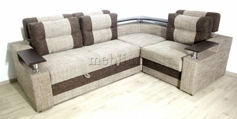 Угловой диван Люкс универсал -3 Ткань: Berlin
