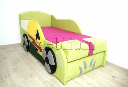Детский диван Автомобильчик -41