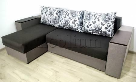 Угловой диван Византия универсал -3