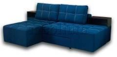 Диван Кутовий Доміно 2 -12 Етна 080 Варіант обивки: весь диван - етна 080