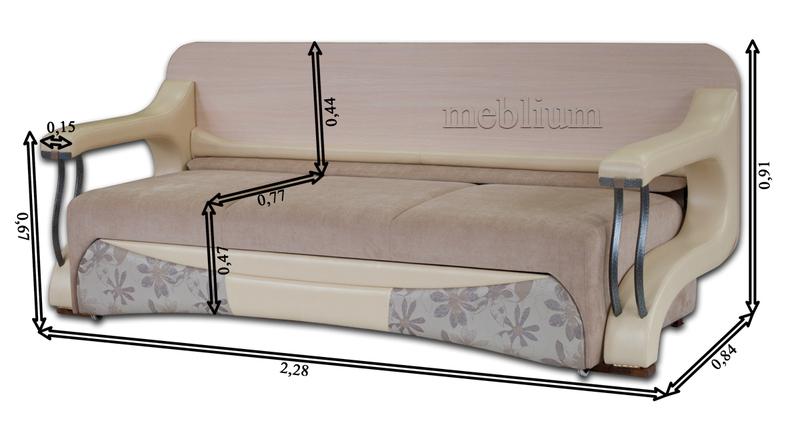 купить диван комфорт трансформер 47 3989 в киеве и украине по