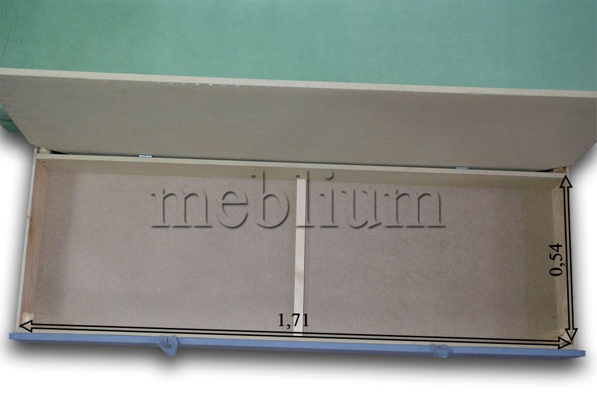 Диван Хвиля-89 110 Ніша для білизни