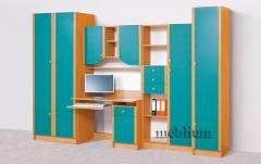 Дитяча кімната Юніор софт-83 Дитяча кімната Юніор софт-83