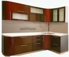 кухня meblium 34-72. Фасад пластик - от 5500 грн. за 1 м.п. кухня meblium 34-72. Фасад пластик - от 5500 грн. за 1 м.п.