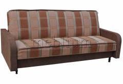 Диван Бонус-84 мега коричнева ТАКЖЕ ЭТУ МОДЕЛЬ ЗАКАЗЫВАЛИ В ТКАНИ:  мега коричневая