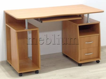 Компьютерный стол Гемера-20 вишня