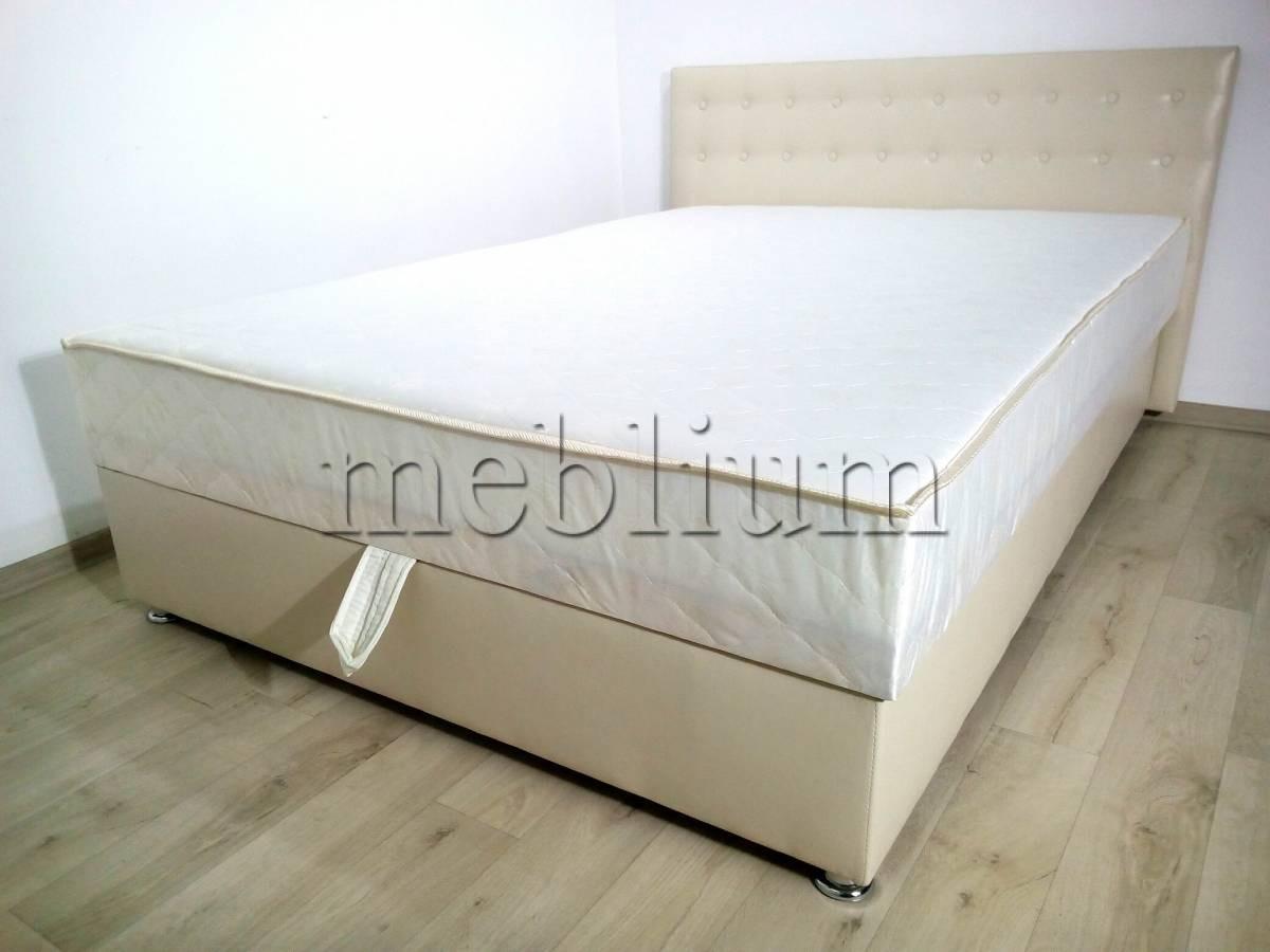 Ліжко з підйомним механізмом Каміла 1,40 (+Матрац) -12 Оббивка: Astor_Beige
