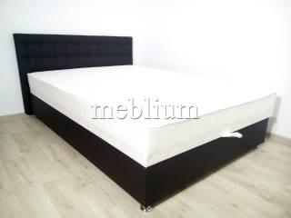 Кровать Камила 1,40 с подъемным механизмом  (+Матрас)  -12 Оббивка: Madrid0925