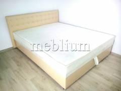Кровать с подъемным механизмом Камила (+Матрас) 1,60-12 Оббивка: Astor_Cream