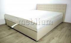 Кровать Камила 1,80 с подъемным механизмом  (+Матрас)  -12 Оббивка: Madrid_0912