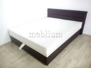 Кровать Камила 1,60 с подъемным механизмом  (+Матрас)  -12 Оббивка: Madrid