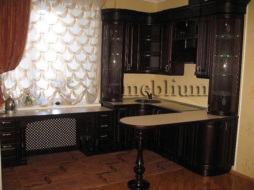 кухня meblium 10-72. МДФ крашенный - от 5500 грн. за 1 м.п. Смотрите, в каком исполнении заказывают у нас кухню meblium 10-72.: