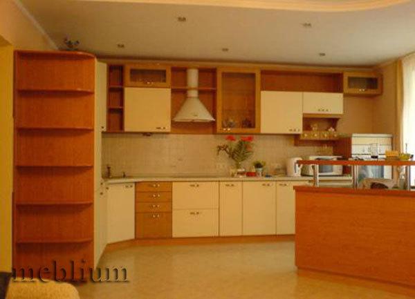 кухня meblium 2-72. Фасад пластик - от 5500 грн. за 1 м.п.