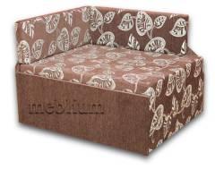 Детский диван Кубик-52 ТАКЖЕ ЭТУ МОДЕЛЬ ЗАКАЗЫВАЛИ В ТКАНИ :
